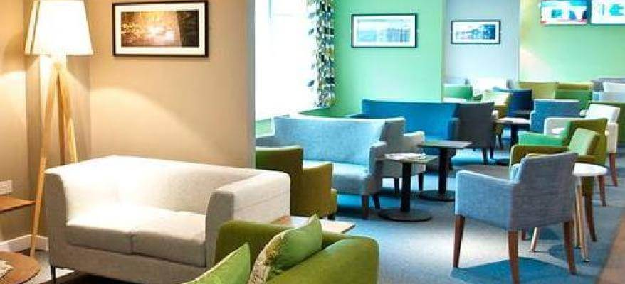 The Executive Lounge Exeter Airport seating
