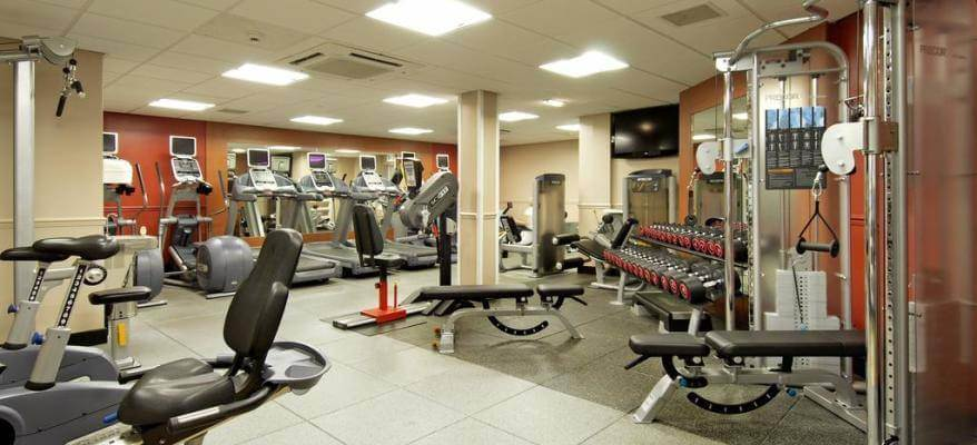 Novotel Hotel London Stansted Gym