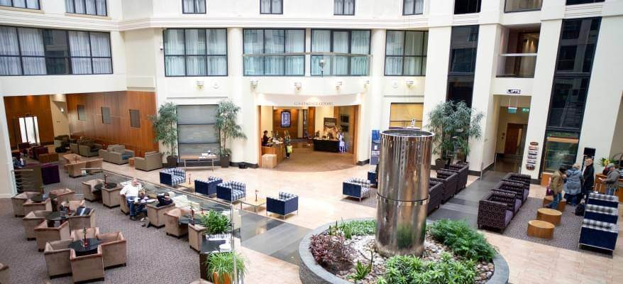 Sofitel London Gatwick Atrium 2