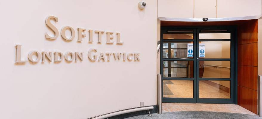Sofitel London Gatwick Hotel Link Tunnel