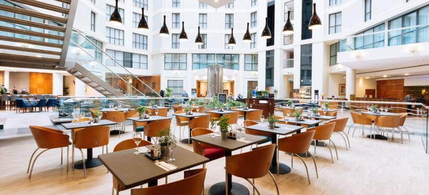 Sofitel London Gatwick Hotel Urban Cafe