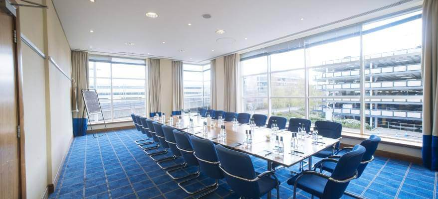 Sofitel London Gatwick Hotel Dinner Package Marcel Boardroom 2(1)