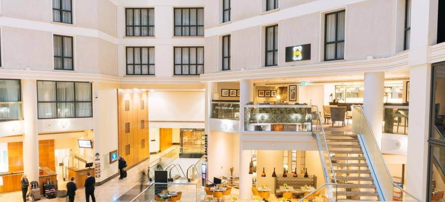 Sofitel London Gatwick Hotel Dinner Package Urban Cafe 4(1)