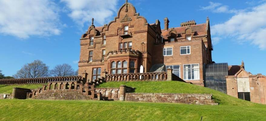Adamton Country House Glasgow Prestwick Airport