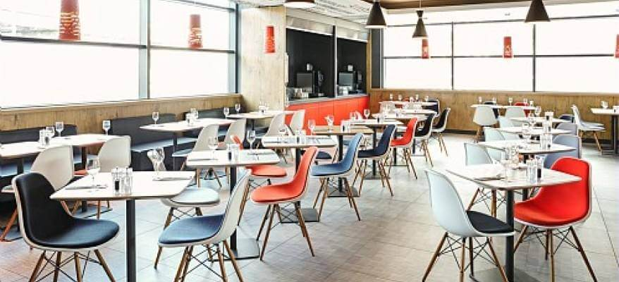 Ibis Birmingham Airport Restaurant Seating