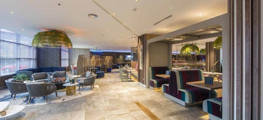 Novotel London Heathrow Airport T1, T2 & T3 Heathrow Airport EDS 0918