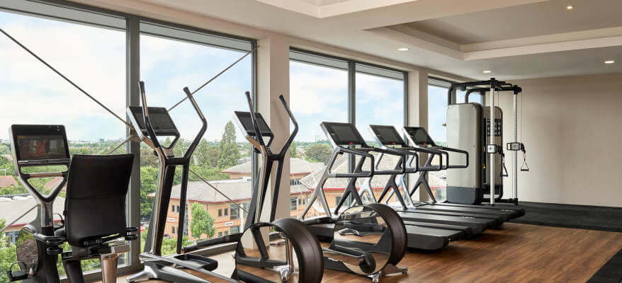 Novotel London Heathrow Airport T1, T2 & T3 Gym