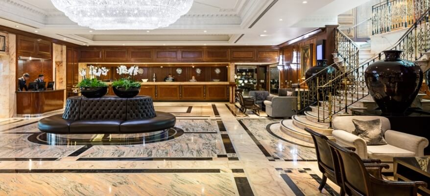 Radisson Blu Edwardian Heathrow Heathrow Lobby 2 936x624