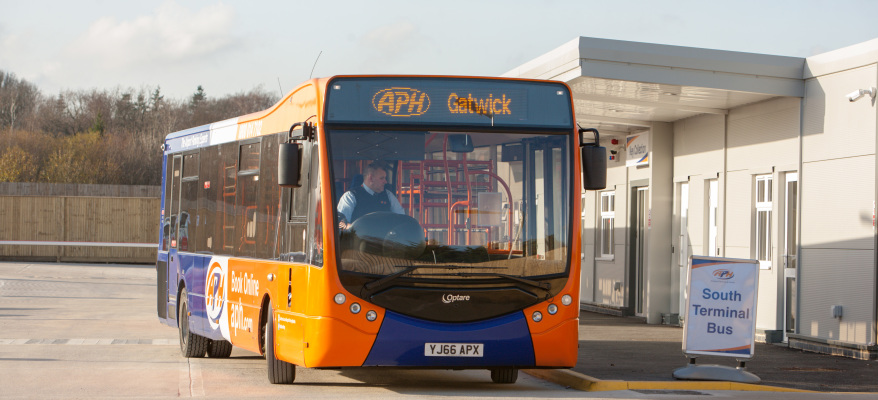Gatwick Park and Ride