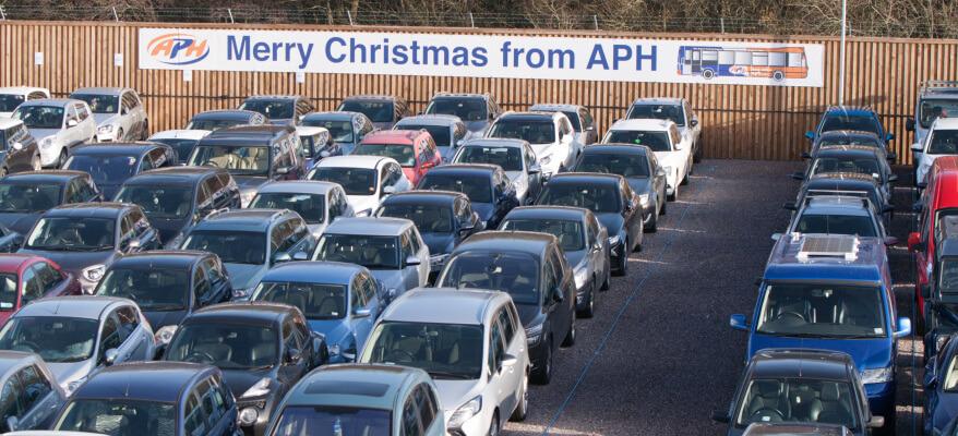 APH Parking at Gatwick Airport | Cheap Park & Ride Car Park