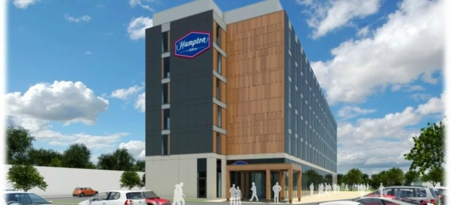 Hampton By Hilton Edinburgh Airport Hotel