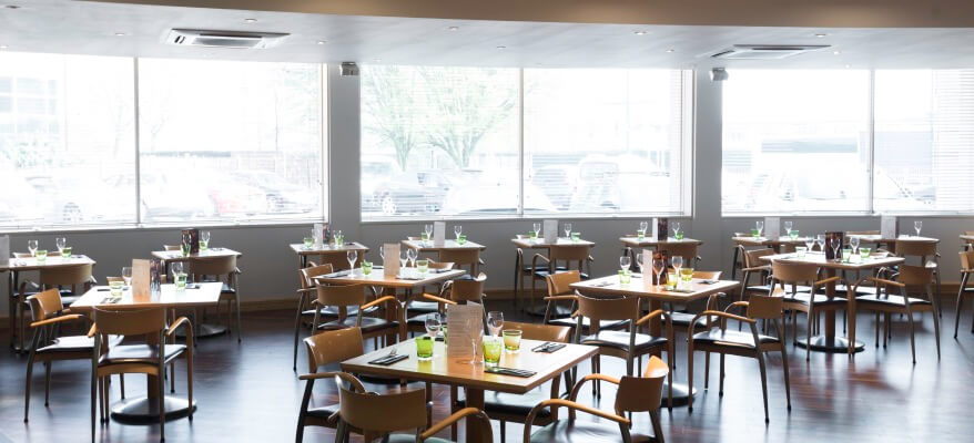Holiday Inn London Heathrow - Ariel Restaurant 2