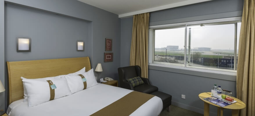 Holiday Inn London Heathrow - Ariel Bedroom 4