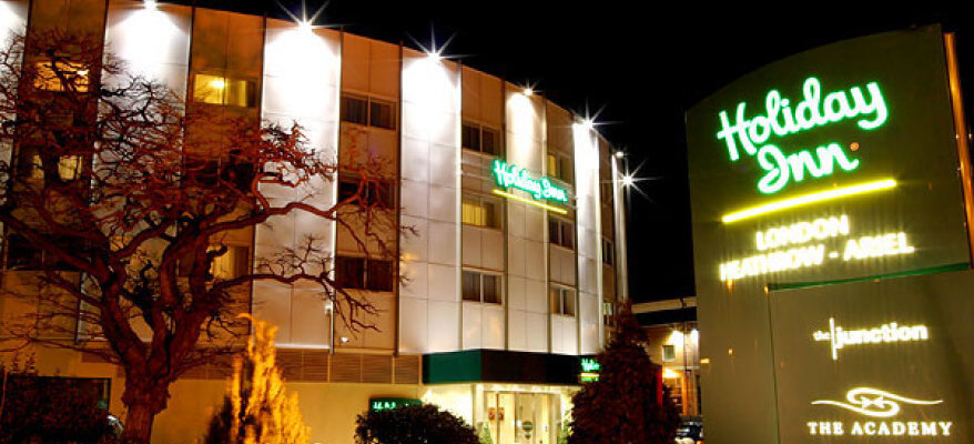 Holiday Inn London Heathrow - Ariel Arial External 2