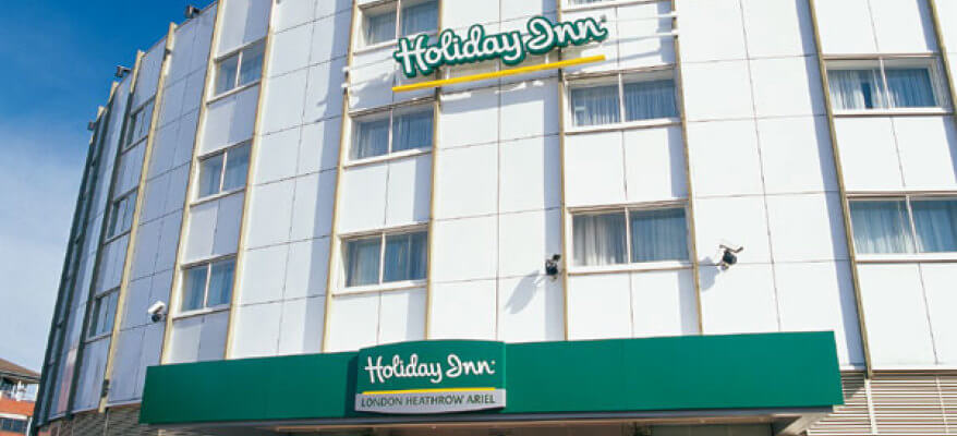 Holiday Inn London Heathrow - Ariel Arial External 3