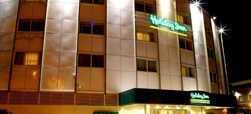 Holiday Inn London Heathrow - Ariel Arial External