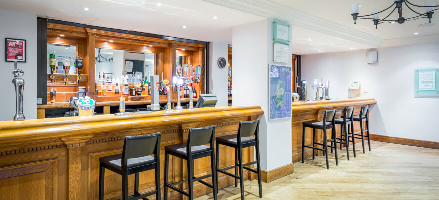 Holiday Inn Glasgow International Airport Bar
