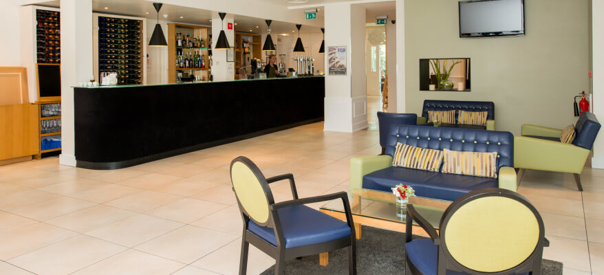 The Stanwell Heathrow Hotel Barlounge Stanwell