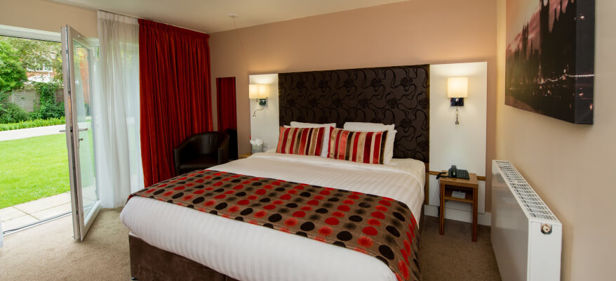 The Stanwell Heathrow Hotel Executive KG 8 Stanwell