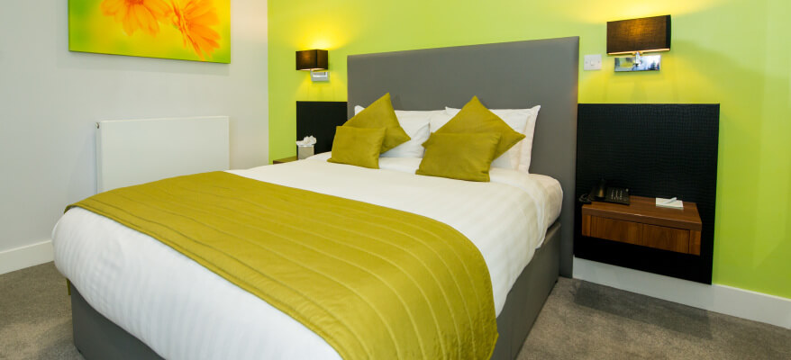 The Stanwell Heathrow Hotel Double Stanwell