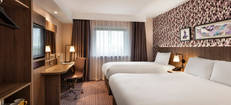 Leonardo Hotel Heathrow Airport CKS Standard King And Single Sm 2