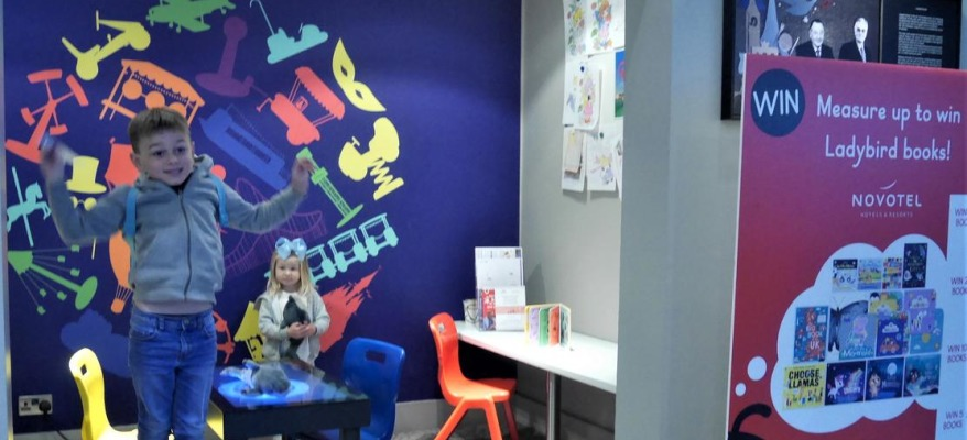 Novotel Hotel London Stansted Childrens Play Area