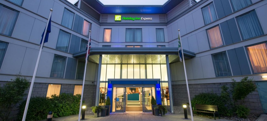 Holiday Inn Express Stansted Airport HI EXP STN Exterior