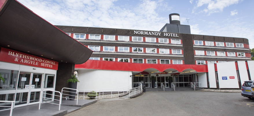 Normandy Hotel Glasgow International Airport SW4 18411
