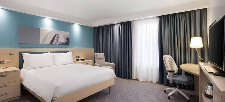 Hampton By Hilton Bristol Airport Accessible Room