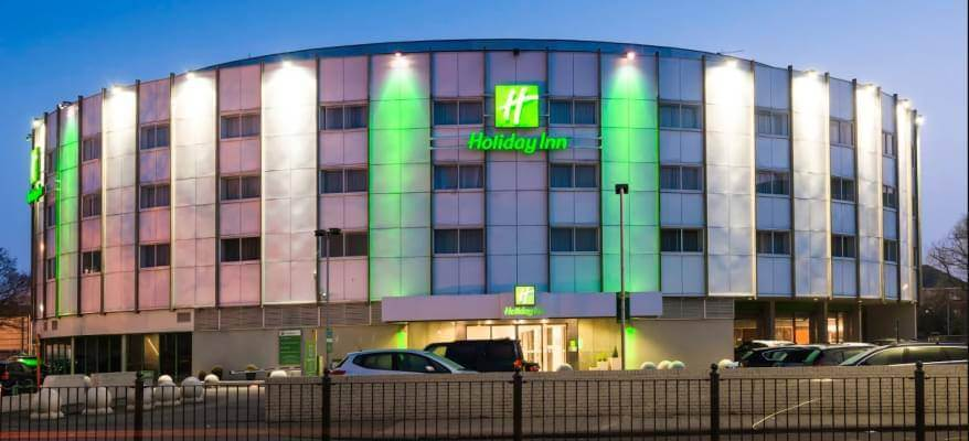 Holiday Inn London Heathrow Exterior