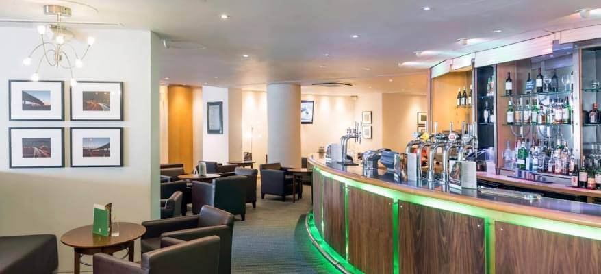 Holiday Inn London Heathrow - Ariel Ariel LHR Bar