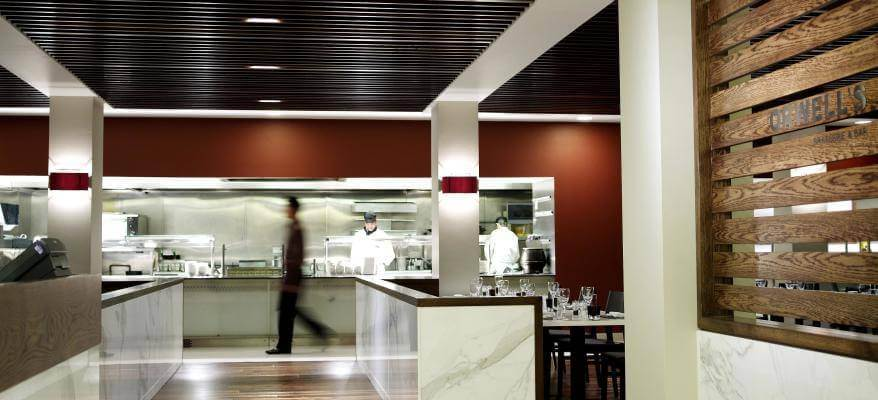 Crowne Plaza Heathrow Restaurant