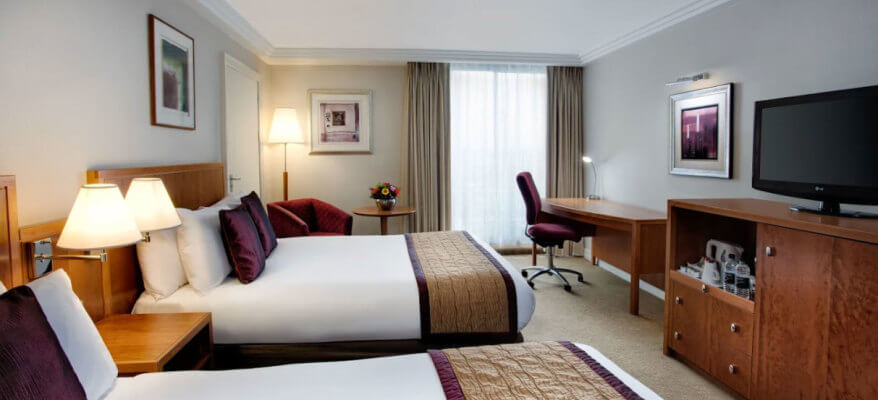 Crowne Plaza Heathrow Twin