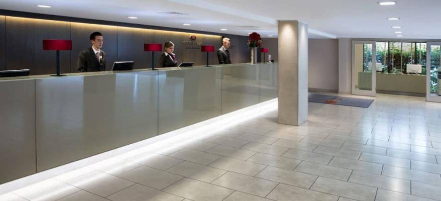 Crowne Plaza Heathrow Reception