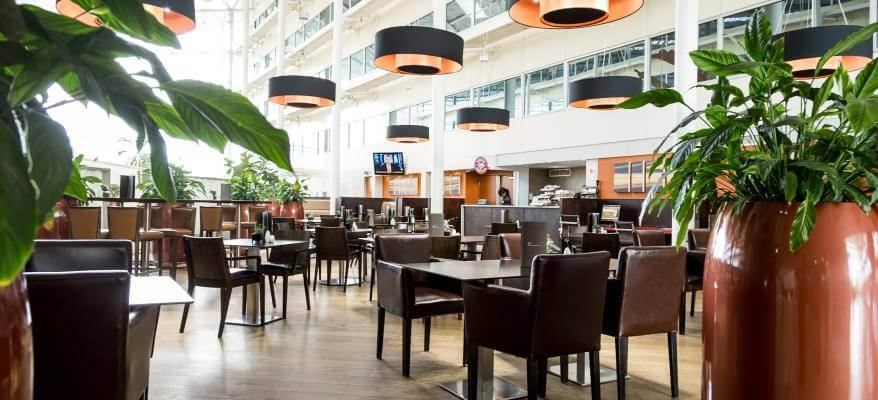 Hilton Heathrow Hotel T4 Restuarant