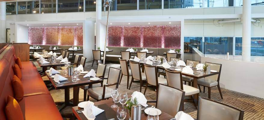 Hilton Heathrow Hotel T4 Restaurant 2