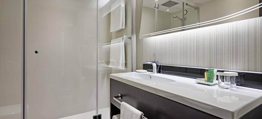 Hilton Heathrow Hotel T4 Ensuite