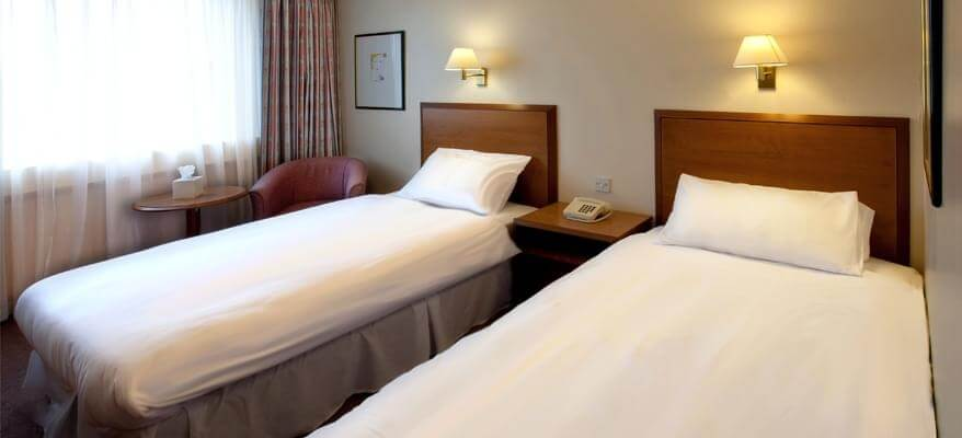 Britannia Coventry Hill Birmingham Airport  Twin Room