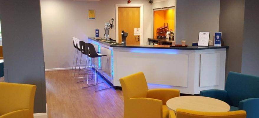 Holiday Inn Express Castle Bromwich Birmingham Airport Bar