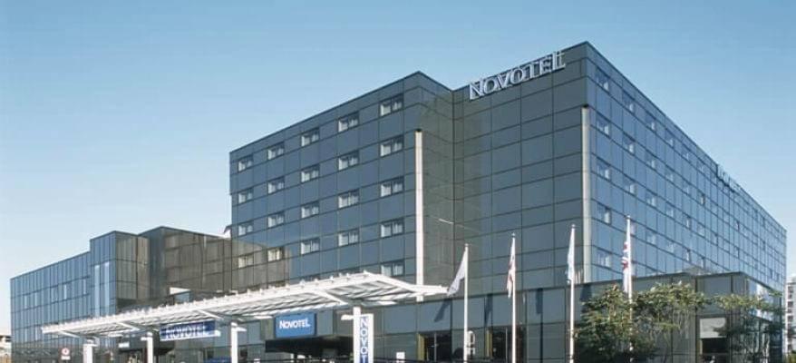 Novotel Hotel Birmingham Airport Parking