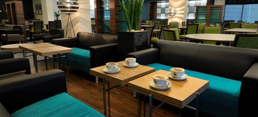 Holiday Inn Express Heathrow Restaurant 2