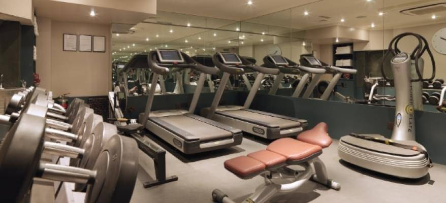 Radisson Blu Edwardian Heathrow Gym