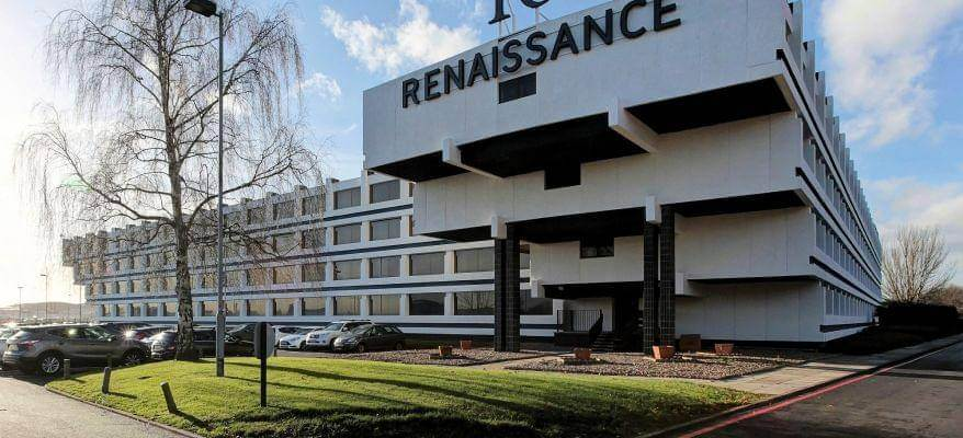 Renaissance Hotel Heathrow Exterior