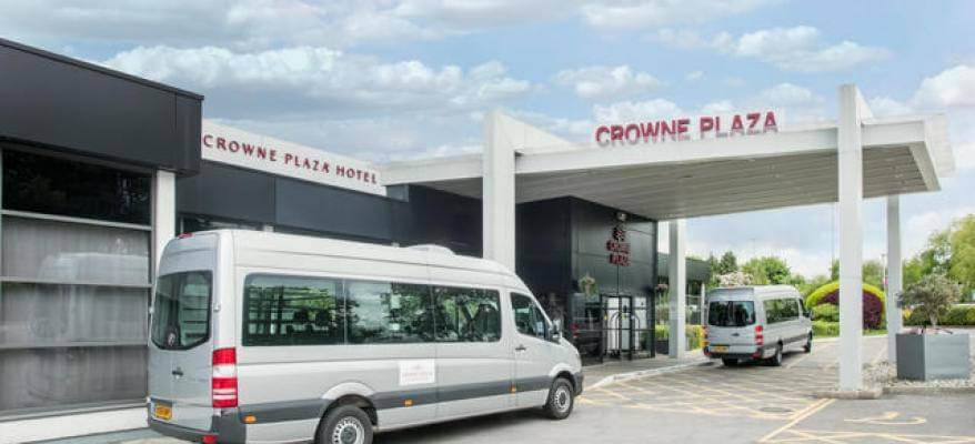 Crowne Plaza Manchester Shuttle