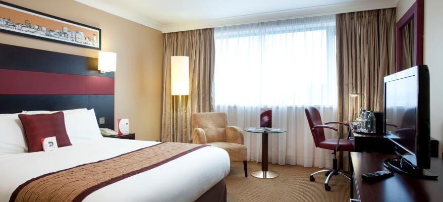 Crowne Plaza Manchester Double
