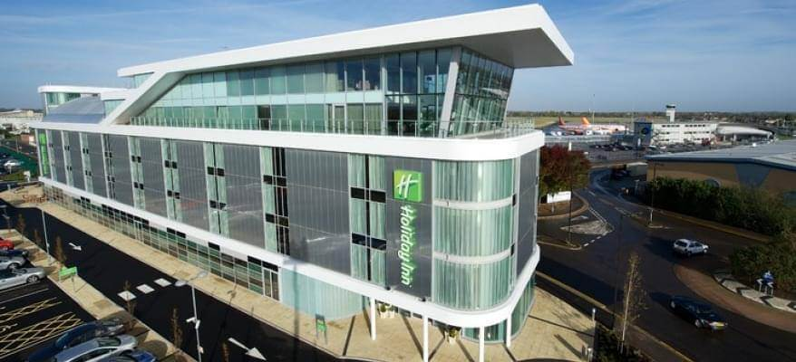 Holiday Inn Southend Airport External