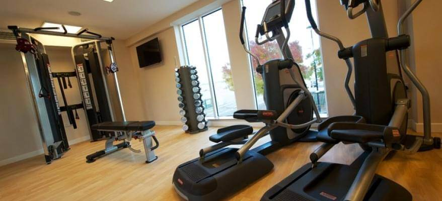 Holiday Inn Southend Airport Mini Gym