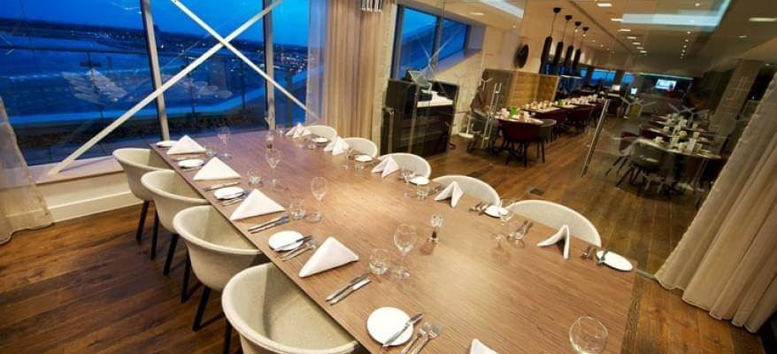 Holiday Inn Southend Airport Private Dining Room