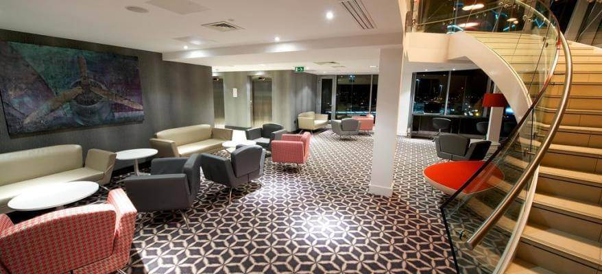 Holiday Inn Southend Airport Seating Area