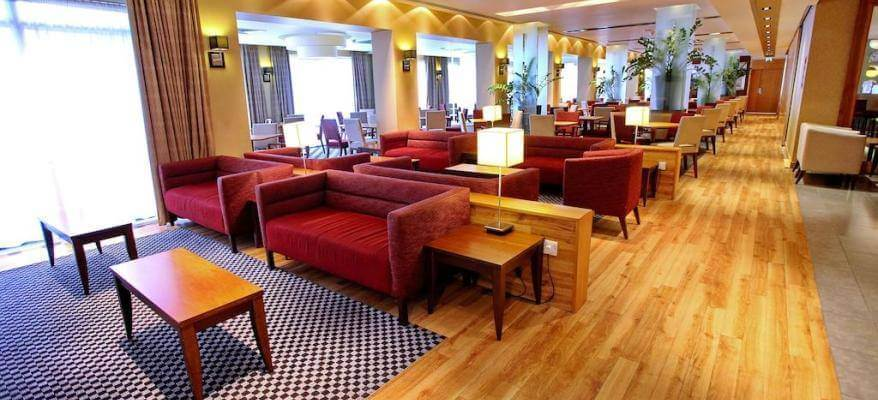 Holiday Inn Express Southampton Airport Conservatory Lounge